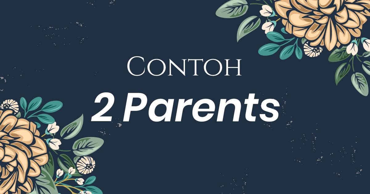 2 Parents